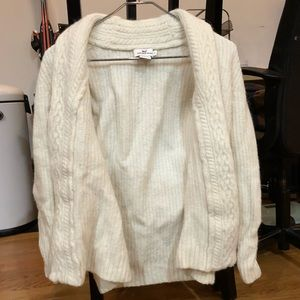 Vineyard Vines Chunky Knit Cream Sweater